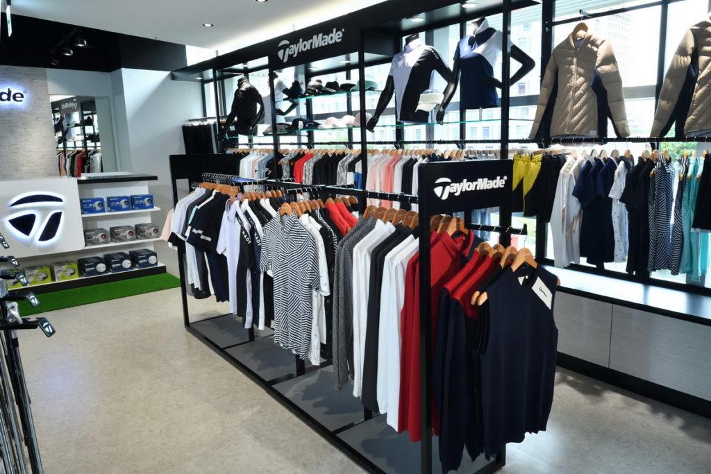 A9品牌概念店提供最齊全的TaylorMade Apparel服飾及配件