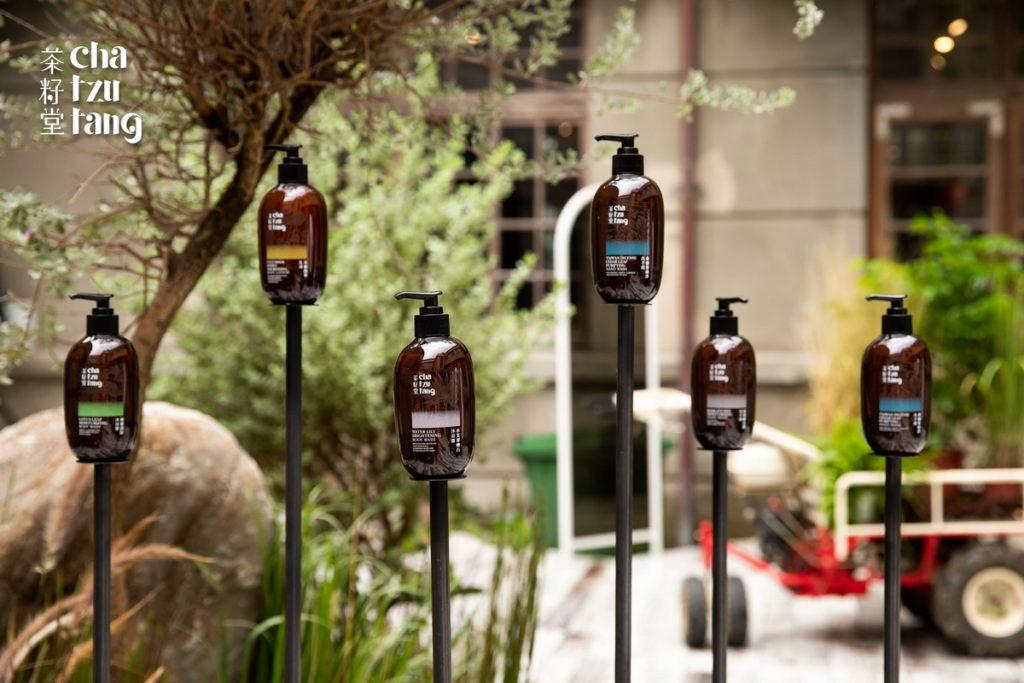 茶籽堂預計於2021年第四季針對髮系列、身系列全品項升級。