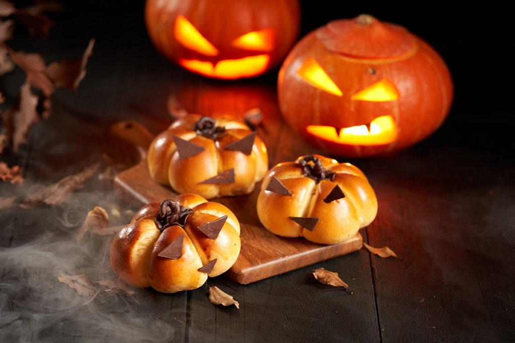 Happy Halloween 驚喜不驚嚇!各式特製甜點現身台北福華大飯店