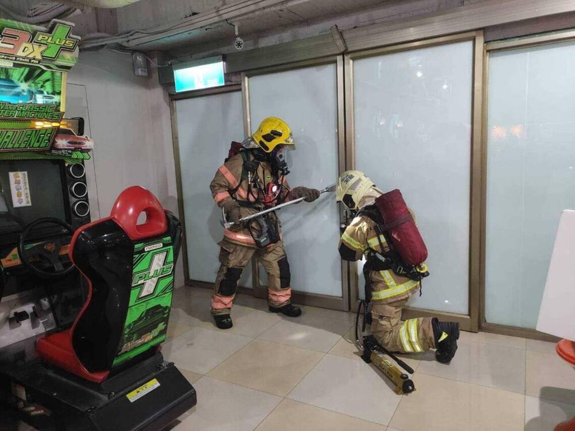 台南開始清查複合大樓防高雄火災