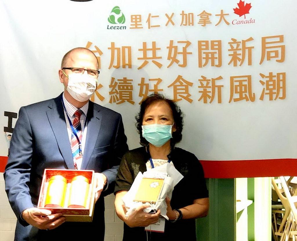 臺灣加拿大產官學策略合作展新局 「全豆利用」永續好食 創新誠信互助產業價值鏈