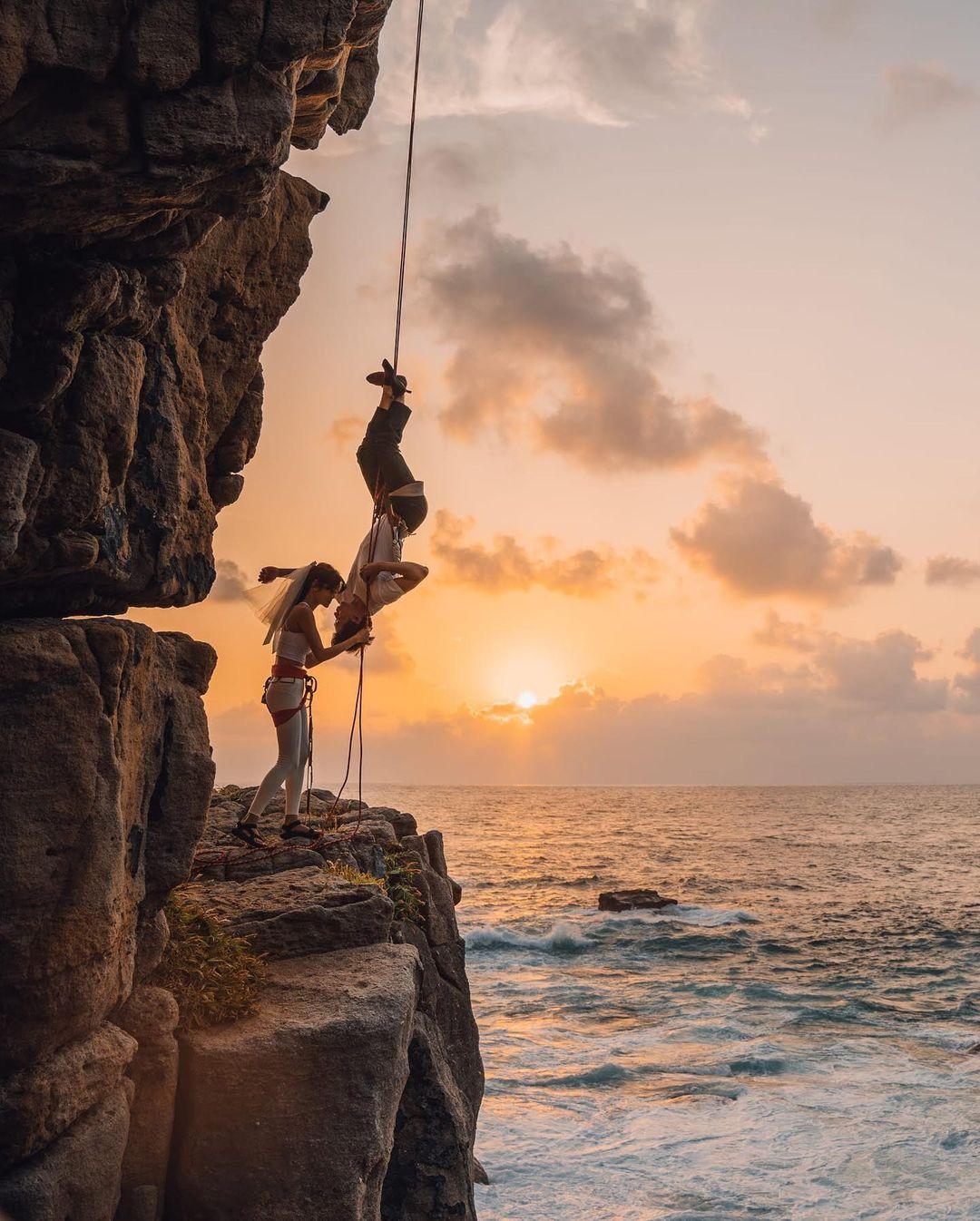 盤點全台各大攀岩場  順帶入住當地旅宿 升級你的攀岩之旅