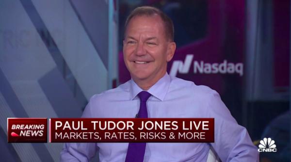 傳奇對沖基金經理Paul Jones:物價為頭號威脅,比特幣較黃金更適合對沖通膨