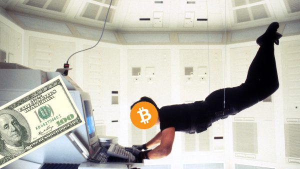 BTC取代美元?Fed七張圖告訴你,取代美元是不可能的任務!