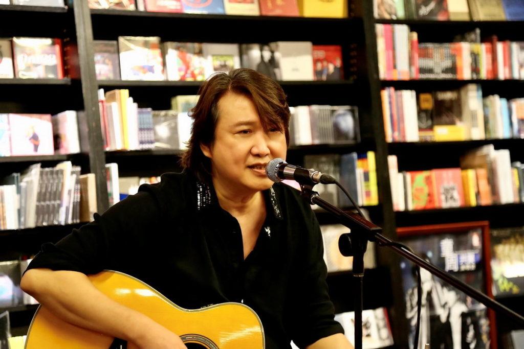 音樂詩人周治平新專輯「中年男子」銷售開出好成績 今辦分享會與歌迷相見