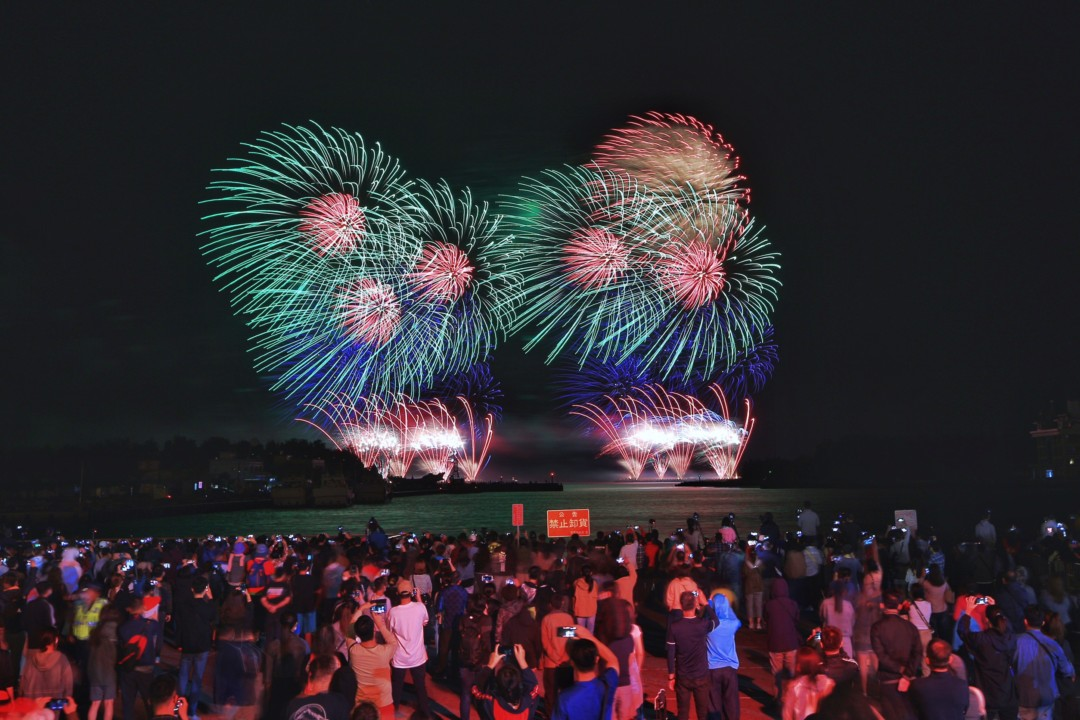 臺南將軍吼音樂節10年有成  民眾High翻將軍漁港
